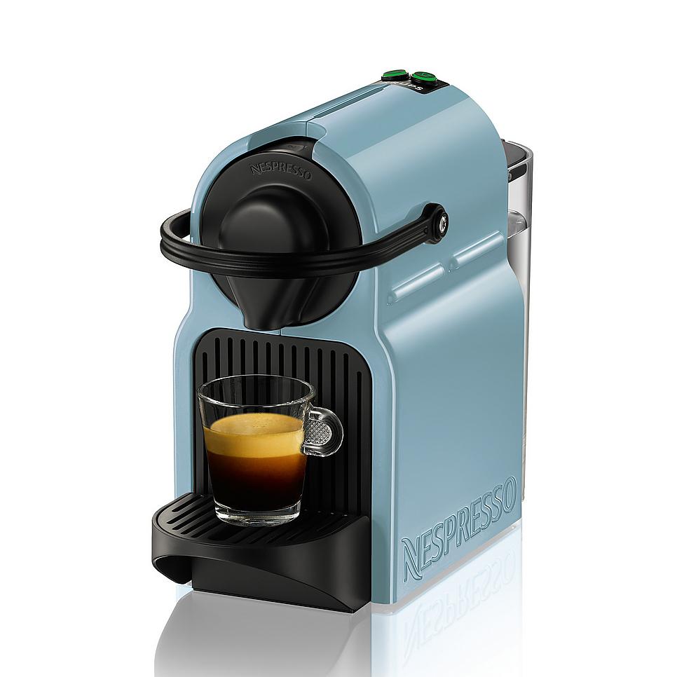 krups nespresso inissia xn1004 blauw welke nespresso. Black Bedroom Furniture Sets. Home Design Ideas