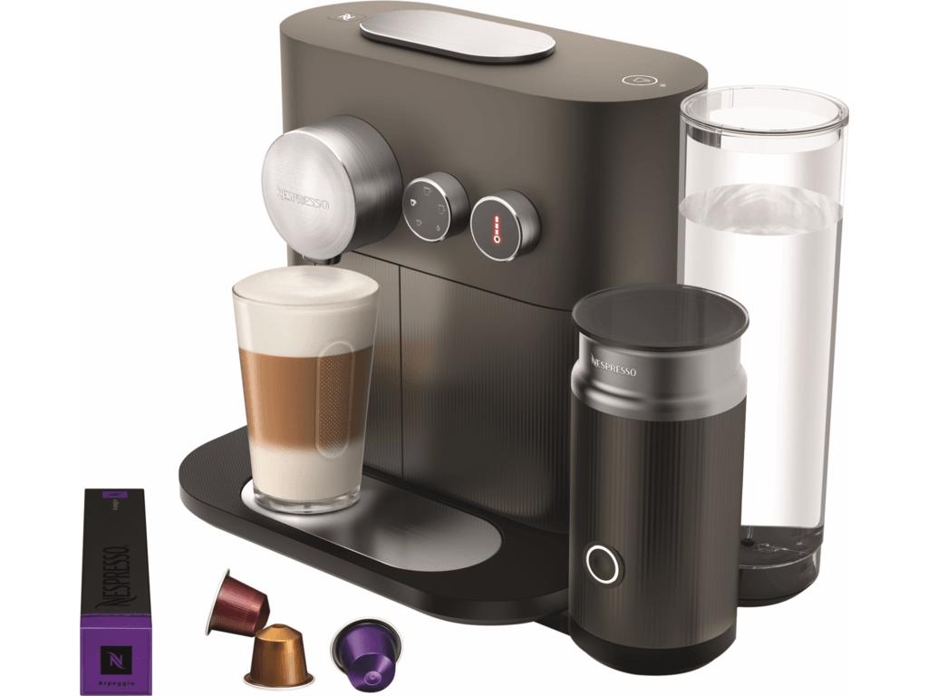 magimix nespresso m500 expert milk welke nespresso. Black Bedroom Furniture Sets. Home Design Ideas